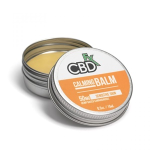 CBDfx CBDバーム - Calming(癒し)