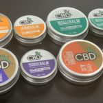 【CBDfx】CBD バーム全4種類(Calming/Muscle/Overnight/Moisturizing)のご紹介