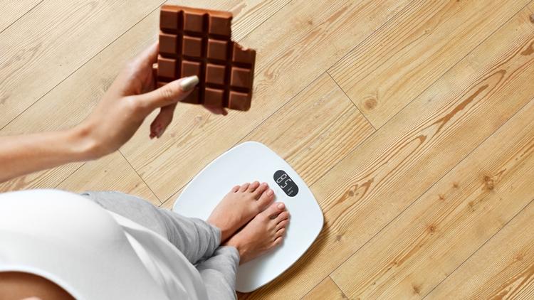低カロリーで罪悪感によるイライラを防止