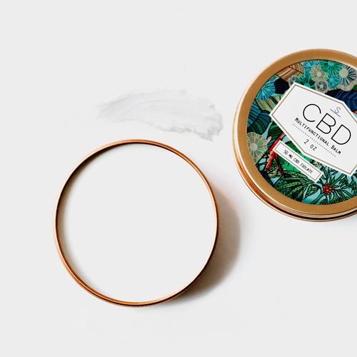 CBD バーム/50mg シアブランド マルチバーム / Shea Brand CBD Multifunctional Balm