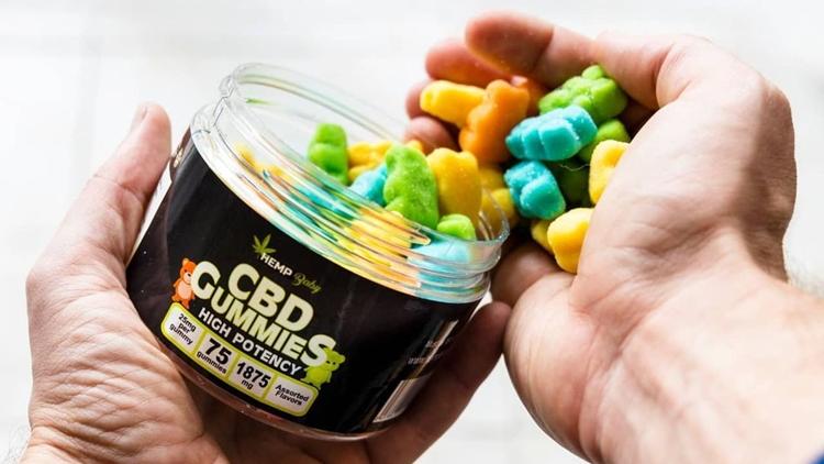 CBDグミは美味しいので食べすぎ注意!?(笑)