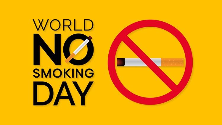 5月31日の世界禁煙デーに向けて『禁煙サポート』を開催!