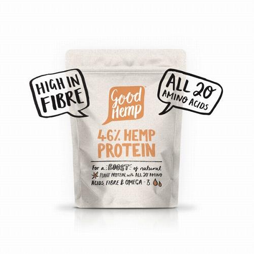 ヘンプ食品 / ヘンププロテインパウダー46% / グッドヘンプ / GOOD HEMP 46% HEMP PROTEIN